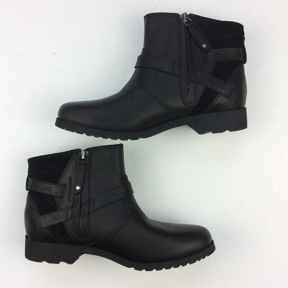Teva Shoes | Black Ankle Boots